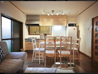 3 Bedroom Spacious Ikebukuro House with FREE WIFI! - Toshima vacation rentals