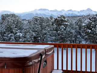 San Juan Paradise - Panoramic Views! Hot Tub! - Ridgway vacation rentals
