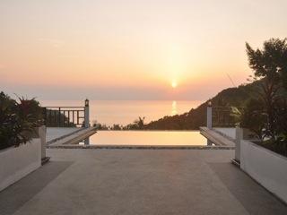 Sky Villa - Stunning Sea View Villa - Koh Phangan vacation rentals