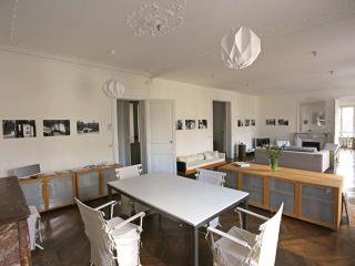 Large and Bright Marais Beauty at Arts et Metiers - Paris vacation rentals