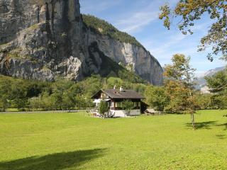 Private Chalet by Trümmelbach Falls - Lauterbrunnen vacation rentals