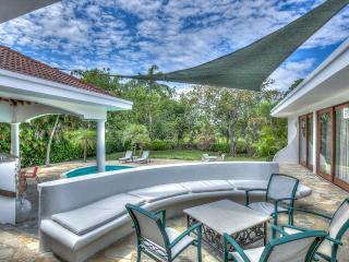 Villa Sirena - tropical garden villa - Puerto Plata vacation rentals