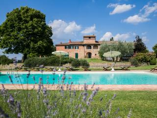 Villa Borgonuovo, marvelous example of the traditional tuscan farmhouse. - Cortona vacation rentals