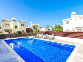 Oceanview Villa 040 - 3 bed - private gated pool - Ayia Napa vacation rentals