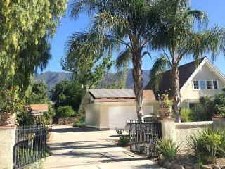 South California Retreat & Awesome Mountain Views - Ojai vacation rentals