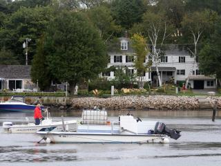 Historic-Waterfront In Town on the River. - Kennebunkport vacation rentals