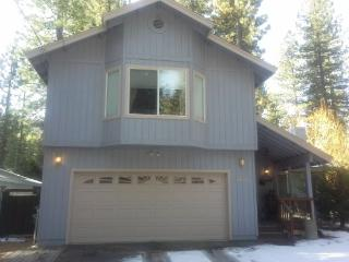 1879B Tahoe Mountain Home, quiet location - Echo Lake vacation rentals