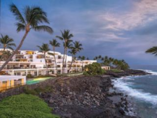 Large Unit for rent in a Lush Oceanfront Setting - Kailua-Kona vacation rentals