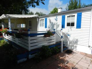 Loue Très Agréable Mobil home Climatisé 6 Places - Sainte-Eulalie-en-Born vacation rentals