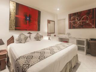 MODERN RED 2bdr Apartment in Legian Beach - Legian vacation rentals