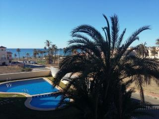3 Bed Beachside Apartment, Wi-Fi & Air Conditioned - Puerto de Mazarron vacation rentals