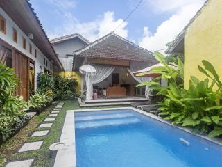 3bdr villa Ayu Kerobokan, WALK to everywhere !! - Kerobokan vacation rentals