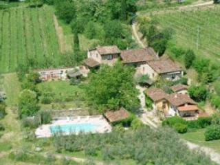 Comfortable 11 bedroom Villa in Loro Ciuffenna - Loro Ciuffenna vacation rentals