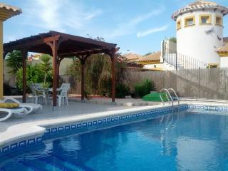 Secluded Luxury Villa With Pool, Wi-Fi and Air Con - Mazarron vacation rentals