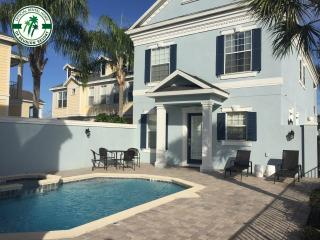 Official Reunion Resort 6-Bedroom Superior Home with Golf View & Private Pool - Reunion vacation rentals