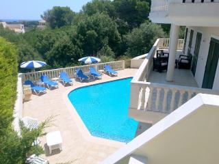 Luxury Villa,Tranquil, Private Pool & Sea Views. - Port d'Addaia vacation rentals