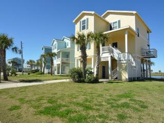 Right by the beach crossover! Pointe West 3BR/3BA 2nd Row Luxury Beach Cottage - Galveston vacation rentals