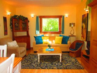 Bright Bungalow with Internet Access and Television - Roberts Creek vacation rentals