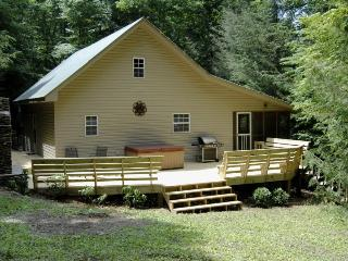 Piece of heaven in the Northeast Georgia mountains - Clayton vacation rentals