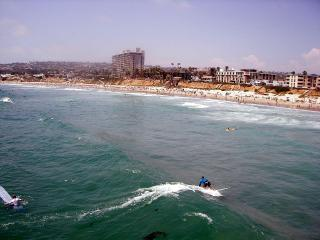 Ocean & Baja La Jolla Steps Away - Pacific Beach vacation rentals
