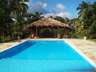 Nice Bungalow with Internet Access and A/C - Santa Barbara de Samana vacation rentals