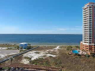 Breathtaking and Beautiful! 9th Floor at Portofino - Pensacola Beach vacation rentals