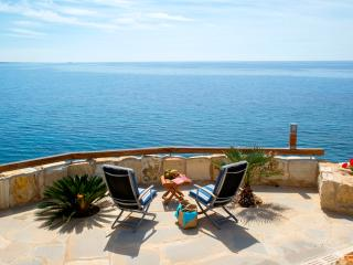 Unique 1st Line Sea Position. Truly Spectacular villa. Amazing Sea Views - Peyia vacation rentals