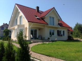 Nice House with Balcony and Parking - Zukowo vacation rentals