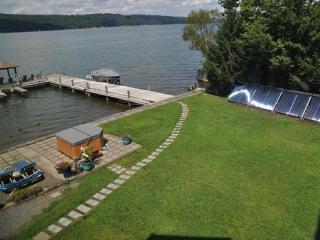 Wonderful Lake House on Cayuga Lake Only 2.5 Miles - Cayuga Lake vacation rentals