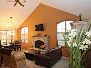 Gorgeous 3Bd (Sleeping Loft) /3BaTownhouse ~ Sleeps 8 with futon - Wisconsin Dells vacation rentals