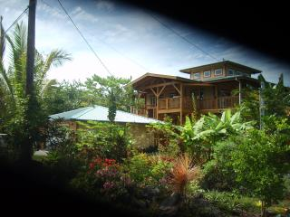 Kahonua Hale now offers downstairs as a rental - Pahoa vacation rentals