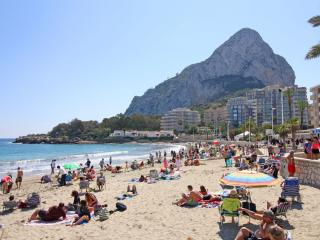 Comfortable 3 bedroom Apartment in Calpe - Calpe vacation rentals