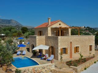Amaltheia Stone Villa, Melidoni, Crete, Greece - Melidoni vacation rentals