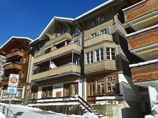 Nice 2 bedroom Condo in Lauterbrunnen with Internet Access - Lauterbrunnen vacation rentals