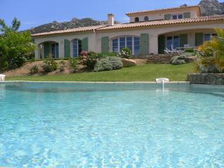 Charming villa opposite the Gulf of Calvi - Lumio vacation rentals