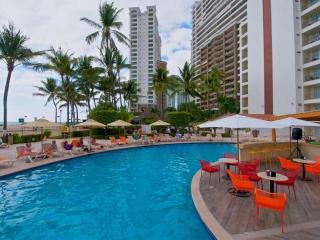 Oceanfront Condo on Great Beach, Pool, WiFi (932) - Puerto Vallarta vacation rentals