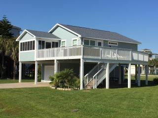 CJ's Hideaway, Ocean view! One block from beach! - Galveston vacation rentals