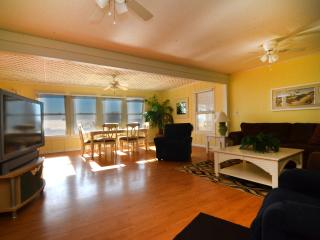 Sunkissed Oceanfront House with Outside Steps - Carolina Beach vacation rentals