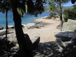 Beach houses in peaceful bay - Korcula Town vacation rentals