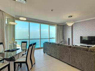 *Oceanfront 5*, 4 BR ,  Apt , Sea Views ,  on JBR Walk ! - Dubai vacation rentals