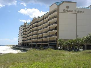 Outstanding views from the balcony of 2 bedroom,  2 bath condo - Orange Beach vacation rentals