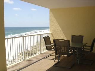 Beachfront 3 bedroom and 2 baths large balcony to view the gulf - Orange Beach vacation rentals