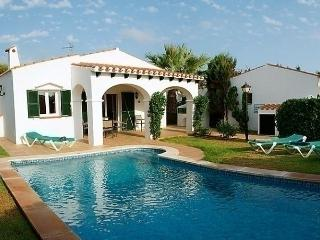2 bedroom House with Short Breaks Allowed in Cala'n Bosch - Cala'n Bosch vacation rentals