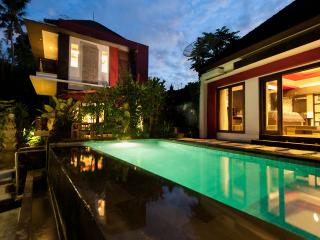 All 3 Villas - Maison Rouge - Ubud vacation rentals