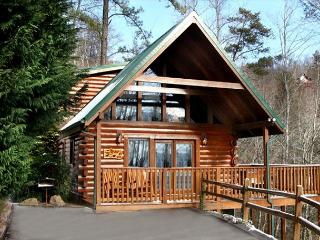 Peace of Mind  Mountain View Pool Access Jetted Tub WiFi   Free Nights - Gatlinburg vacation rentals