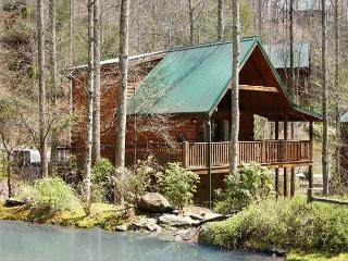 Southern Serenity   Pool Access Hot Tub Near Pond Pets Wii Free Nights - Gatlinburg vacation rentals