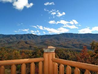 Highwoods   Pool Access Stunning Views Hot Tub Pool Table  Free Nights - Gatlinburg vacation rentals