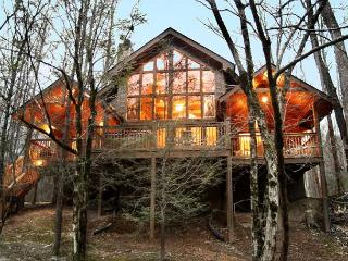 River's Edge  On Stocked Stream Hot Tub Privacy WiFi Grill Free Nights - Gatlinburg vacation rentals