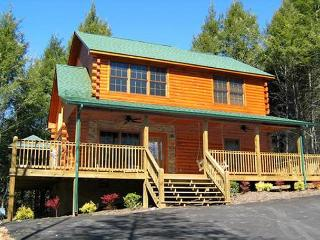Great Escape Privacy Mountain View Hot Tub Jetted Tub WiFi Free Nights - Gatlinburg vacation rentals