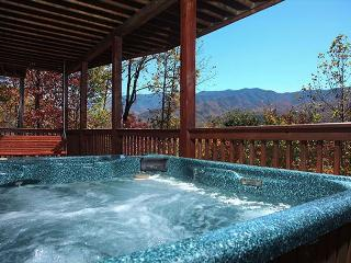 On Eagle's Wings  Views Hot Tub Theater WiFi Pool Access   Free Nights - Gatlinburg vacation rentals